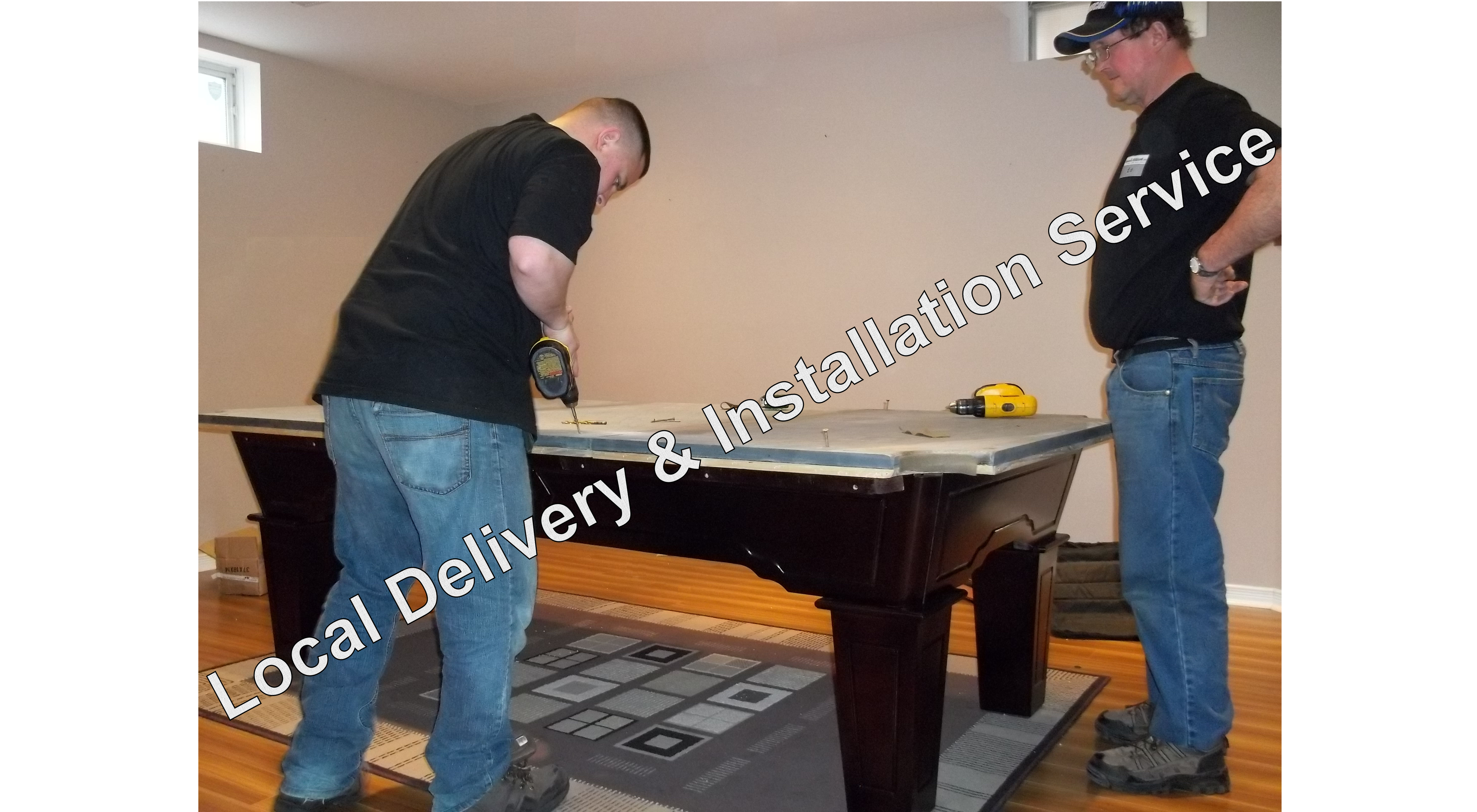 Delivery & Installation Service